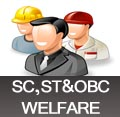 Welfare Schemes for SC,ST & OBC